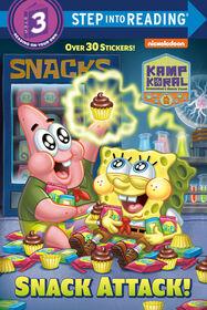 Snack Attack! (Kamp Koral: SpongeBob's Under Years) - English Edition