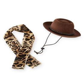 Journey Girls Ensemble tendance avec chapeau - Cambrousse