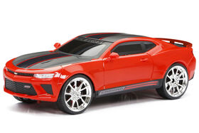 New Bright R/C Sport - Custom Camaro - Rouge.