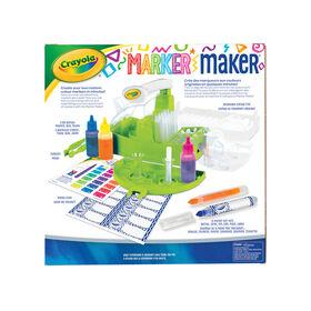 Créateur de marqueurs Crayola - Notre exclusivité
