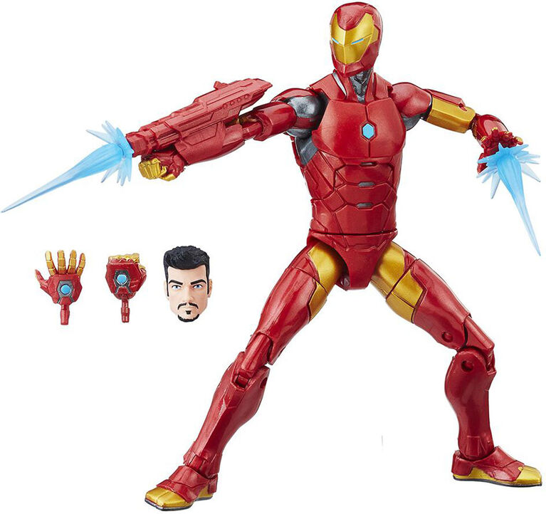 Marvel Black Panther 6-inch Invincible Iron Man