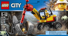 LEGO City Mining Mining Power Splitter 60185