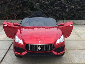 Maserati Ghibli 12V Red