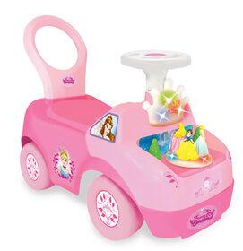 Lights N' Sounds Disney Princess Activity Ride-On