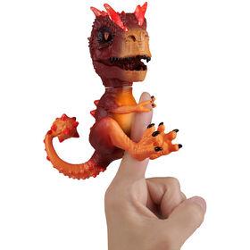 Untamed Radioactive T-Rex - X-Ray (Orange) - Interactive Toy
