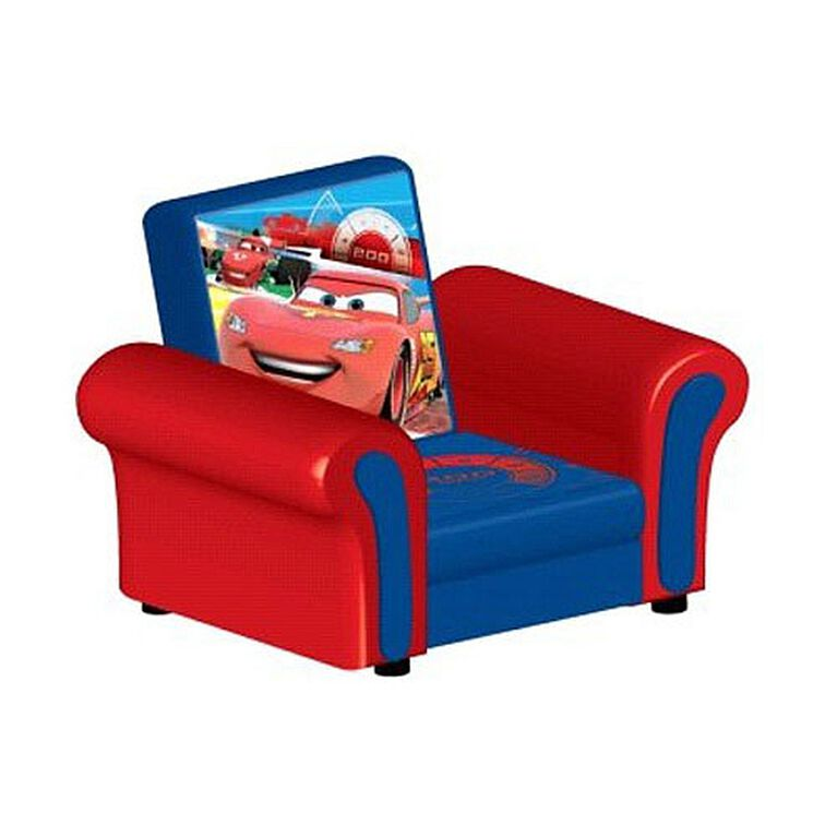 Pleasant Disney Cars Upholstered Chair Lamtechconsult Wood Chair Design Ideas Lamtechconsultcom