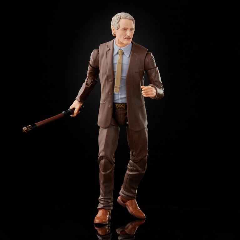Marvel Legends Action Figure Toy Mobius, Premium Design, 1 Figure and 2 Accessories - R Exclusive