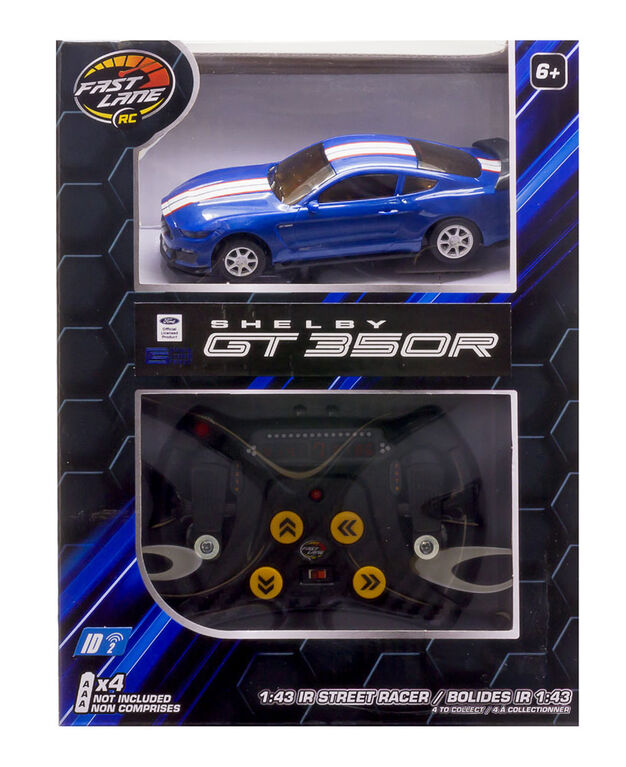 Fast Lane RC - 1:43 IR Street Racer - Ford Shelby GT350R