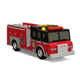 Tonka lumières et sons - Camion d'incendie.