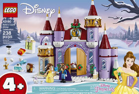 LEGO Disney Princess Belle's Castle Winter Celebration 43180