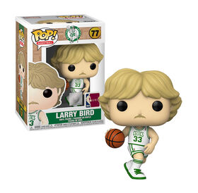 Figurine en Vinyle Larry Bird par Funko POP! NBA Légendes
