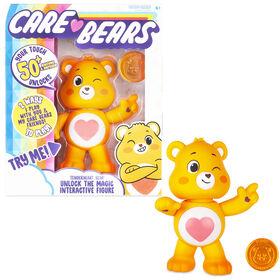 Care Bears Unlock the Magic Interactive Figures - Tenderheart Bear - English Edition