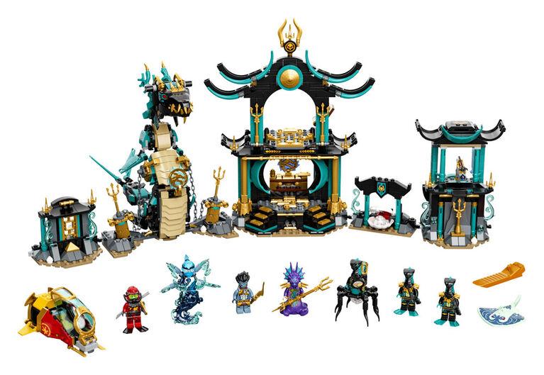 LEGO Ninjago Le temple de la Mer sans fin 71755