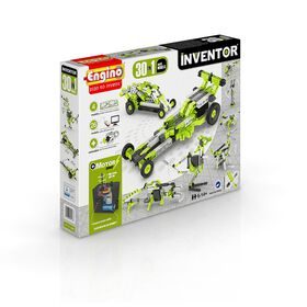 Engino -Inventor 30 Modèles Set Motorisé.