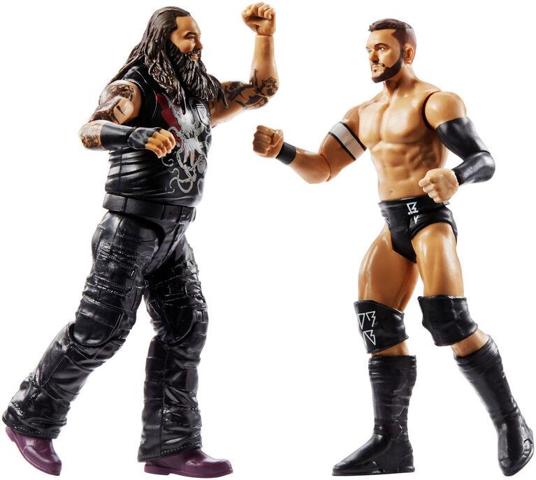 WWE - Coffret de 2 figurines - Bray Wyatt vs Finn Balor.