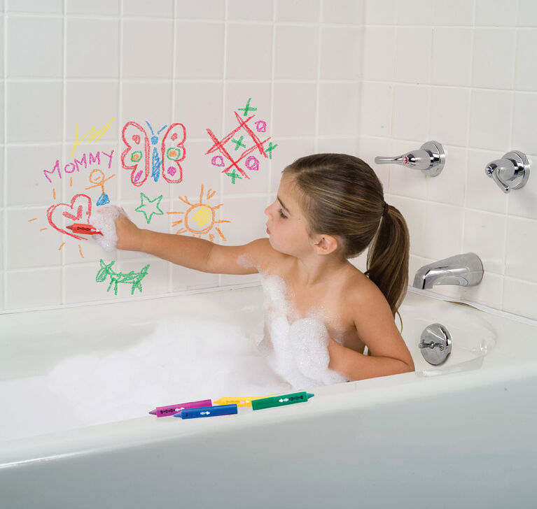 Alex Toys - Rub a Dub Draw in the Tub Crayons