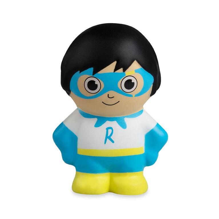 Squishies Ultra Blue Titan de Soft'n Slo  de Ryan's World