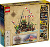 LEGO Ideas Les pirates de la baie de Barracuda 21322