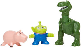 Fisher-Price Imaginext Toy Story Rex, Hamm & Alien