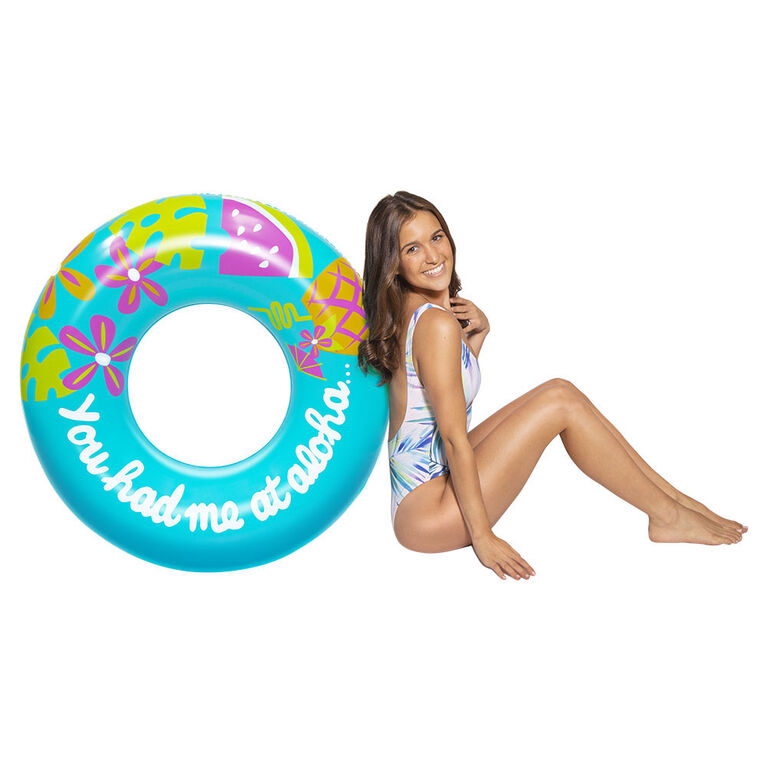 Say it Loud Swim Ring