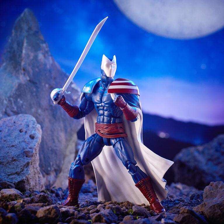 Série Marvel Legends, figurine de collection Citizen V de 15 cm.