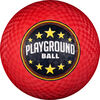 Franklin Sports 85inch Rubber Kickball - Red