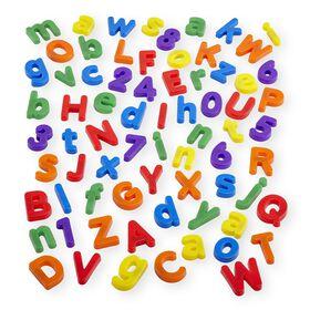 Imaginarium Magnetic Letters Set - 72-Piece