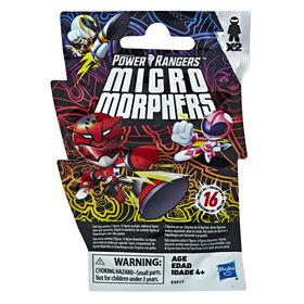 Figurines jouets de collection Power Rangers Micro Morphers Série 1.
