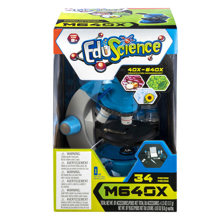 640x Microscope