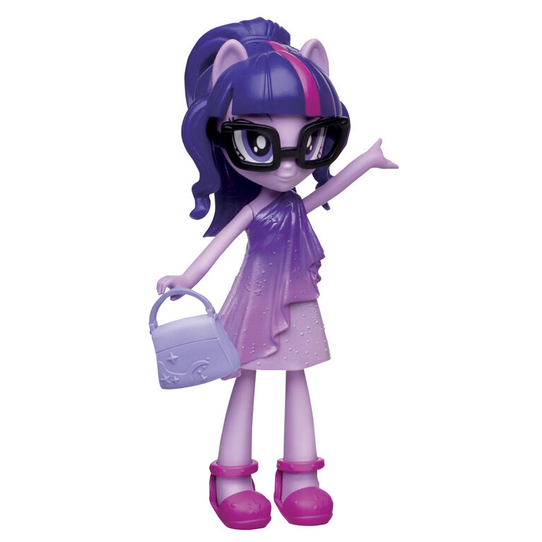 My Little Pony Equestria Girls Fashion Squad Twilight Sparkle and DJ Pon-3  - R Exclusive