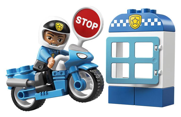 LEGO DUPLO Town Police Bike 10900