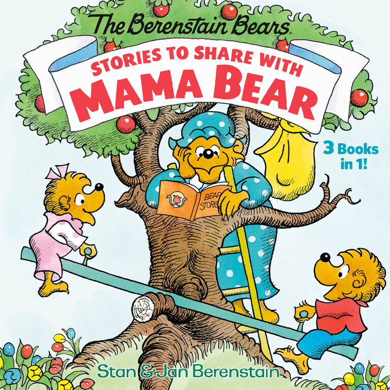 Stories to Share with Mama Bear (The Berenstain Bears) - English Edition