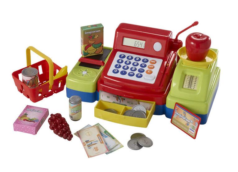 Imaginarium Preschool -Cash Register