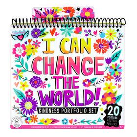 Nous pouvons changer le portefeuille de la gentillesse du monde
