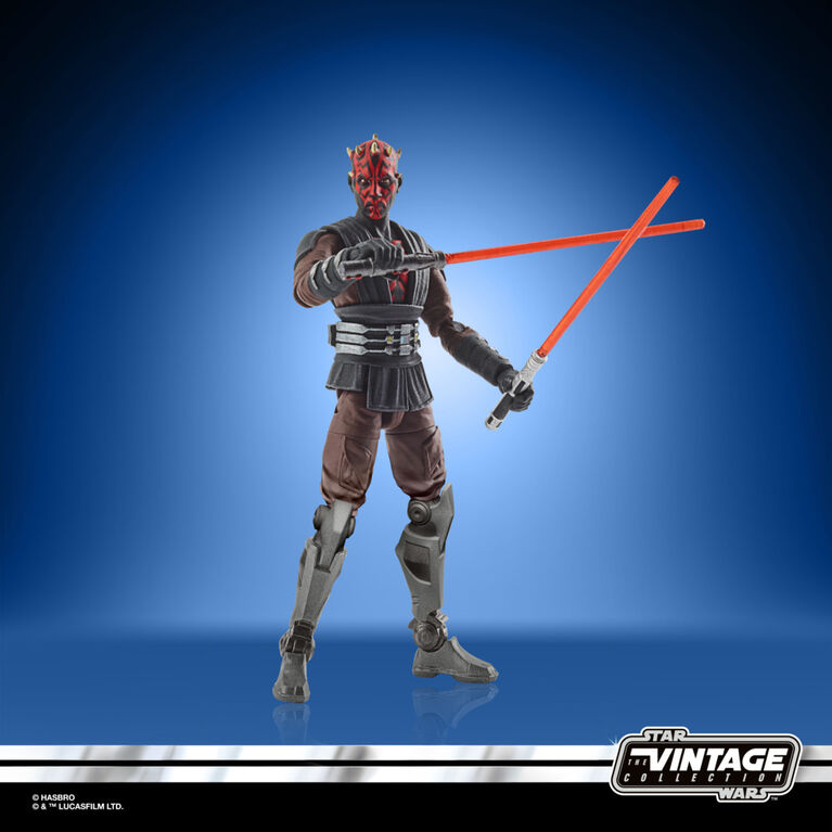 Star Wars The Vintage Collection Darth Maul (Mandalore) Toy