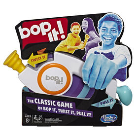 Hasbro Gaming - Bop It! Electronic Game - English Edition - styles may vary