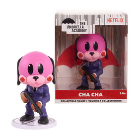 "The Umbrella Academy 3"" Stylized Collectible Figure - Cha Cha - R Exclusive"