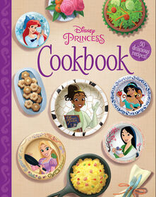 Disney Princess Cookbook - English Edition