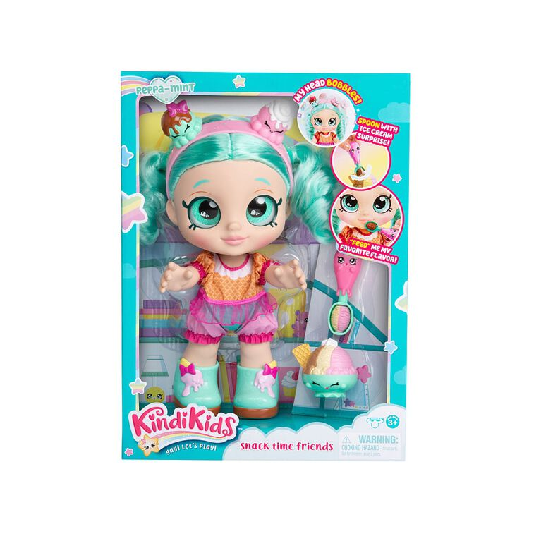 Kindi Kids - Les amis de la collation - Peppa-Mint