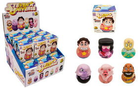 Steven Universe Mini's Rockerz Action Figures - 1 Blind Pack