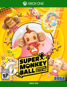 Xbox One Super Monkey Ball Banana Blitz