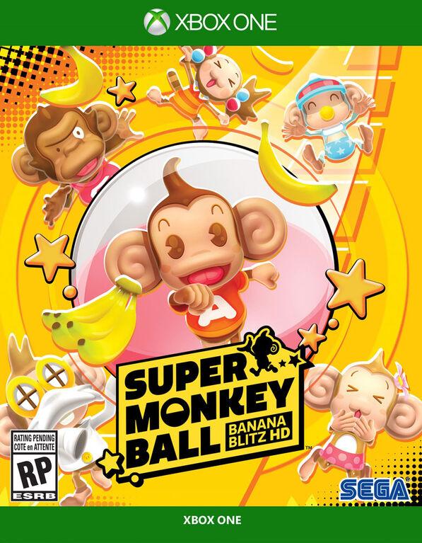 Xbox One Super Monkey Ball Banana Blitz