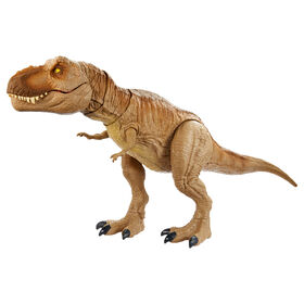 Jurassic World Camp Cretaceous - Tyrannosaure Rex Rugissement Mémorable