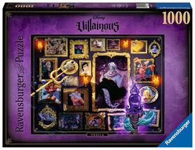 Ravensburger - Villainous: Ursula Puzzle 1000pc