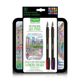 Crayola Signature Detailing Gel Pens