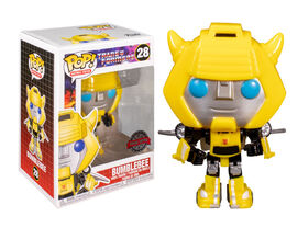 Funko POP! Retro Toys: Transformers - Bumblebee - R Exclusive