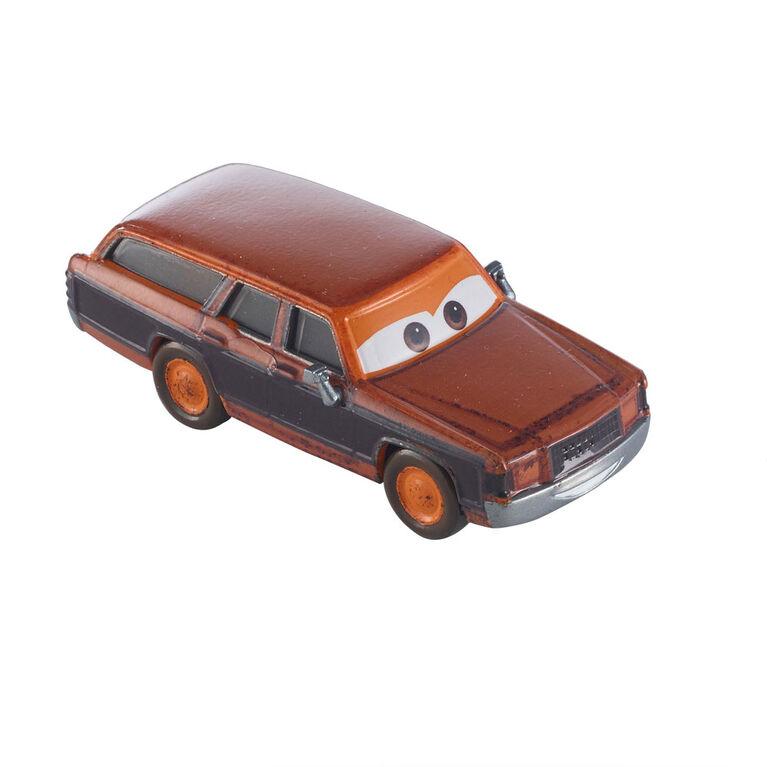 Disney/Pixar Cars Bill Revs Vehicle
