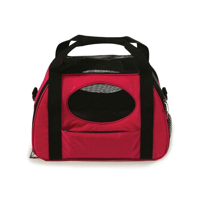 Sac de transport pour animal domestique Carry-Me de Gen7Pets - Framboise