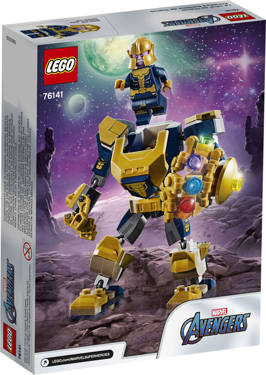 LEGO Super Heroes Thanos Mech 76141