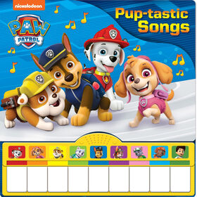 Piano Mini Deluxe Paw Patrol - English Edition